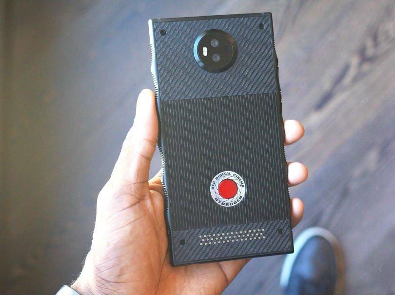 Благодаря Geekbench стали известно содержимое Red Hydrogen One