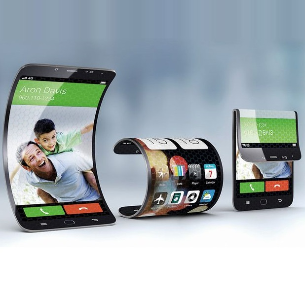 Складной смартфон от Huaweiили Huawei хочет обойти Samsung!