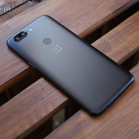 Переохлаждение флагмана  OnePlus 5T