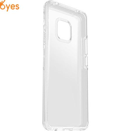 Защитный чехол бампер OtterBox Symmetry Clear Case для Huawei Mate 20 Pro  Transparent (Прозрачный)