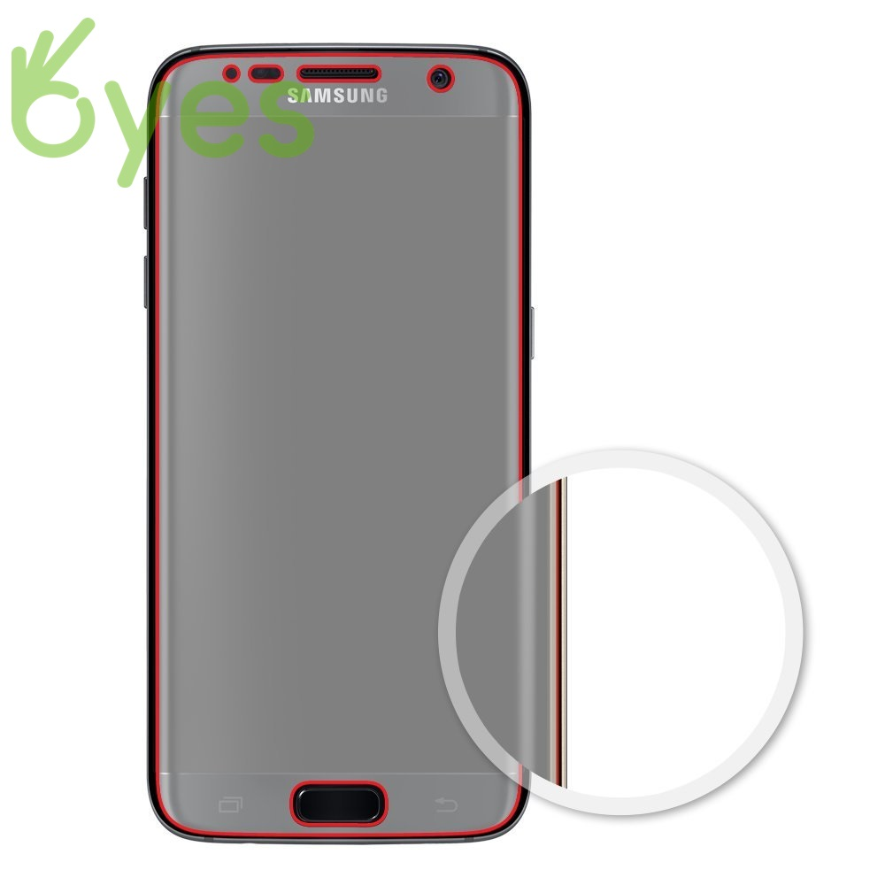aan spigen curved crystal screenprotector samsung galaxy s7 have indicated