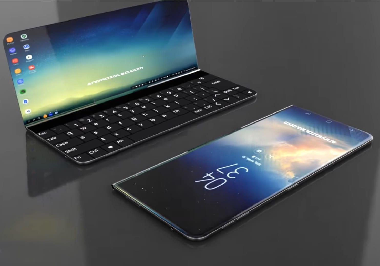 Samsung скоро начнет выпускать гибкиеOLED-дисплеи