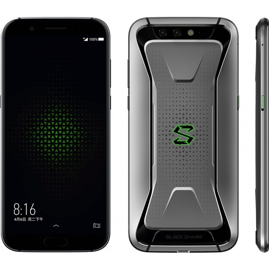 Анонс Xiaomi Black Shark. Смартфона с мощной начинкой!