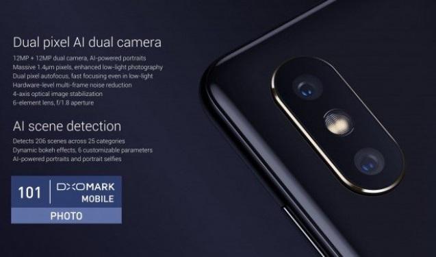Xiaomi вступает в битву производителей камерофонов