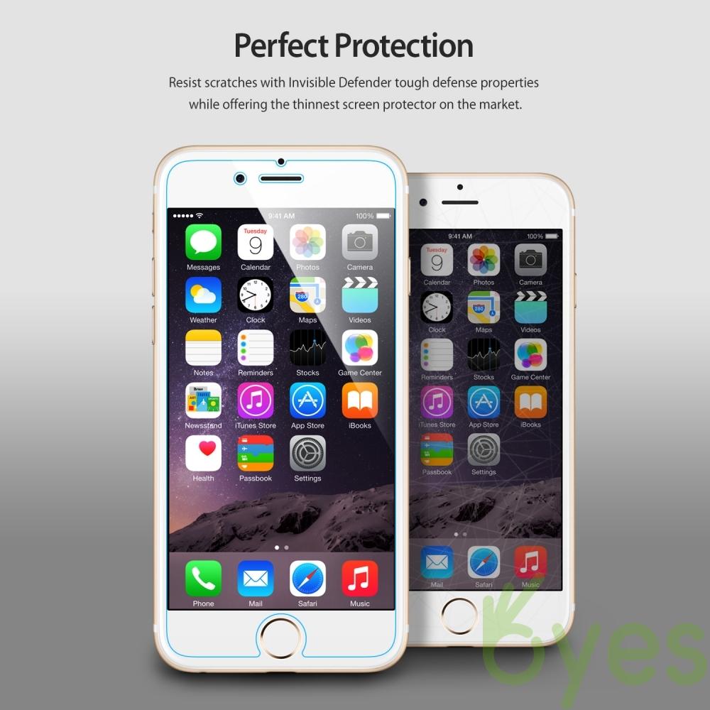 Защитная пленка Ringke Invisible Defender Screen Protector